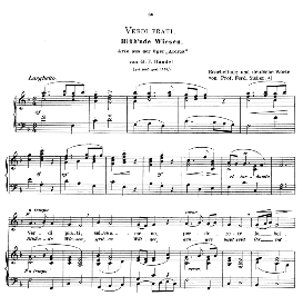 verdi prati, high voice in f major, g.f.haendel. caecilia, ed. andré (1900) vol. ii, 906-d. pd