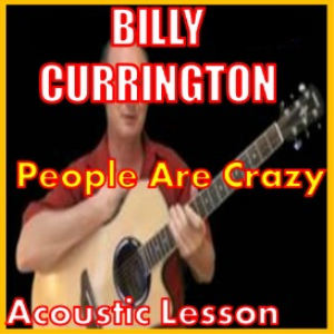 Learn to play People Are Crazy by Billy Currington | Movies and Videos | Educational