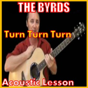 Learn to play Turn Turn Turn by The Byrds | Movies and Videos | Educational