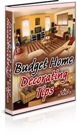 Home Decorating on a Budget | eBooks | Home and Garden