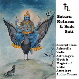saturn returns and sade sati