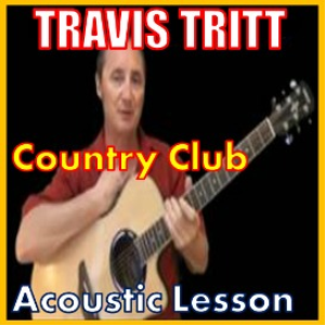 learn to play country club by travis tritt