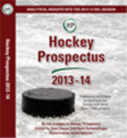 Hockey Prospectus 2013-14 (.pdf version) | eBooks | Sports