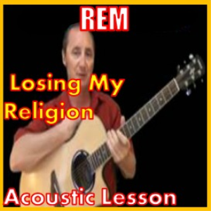 Learn to play Losing My Religion by REM | Movies and Videos | Educational