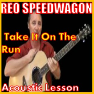 learn to play take it on the run by reo speedwagon