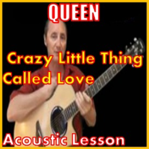 learn to play crazy little thing called love by queen