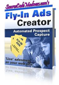 Fly-In Ads Creator | Software | Utilities