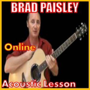 learn to play online by brad paisley