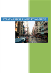 expat arrivals hong kong guide