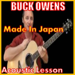 learn to play made in japan by buck owens