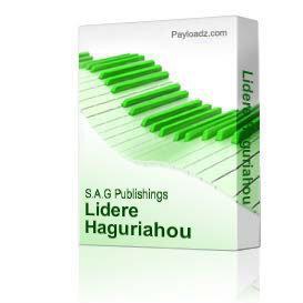 Lidere Haguriahou | Music | International