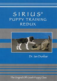 sirius puppy training redux