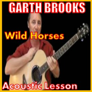 learn to play unanswered prayer by garth brooks