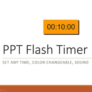 ppt flash timer v 2.3.1