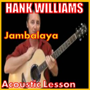learn to play jambalaya by hank williams