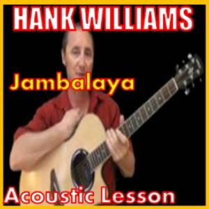 learn to play jambalaya by hank williams