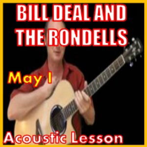 learn to play may i by bill deal and the rondells