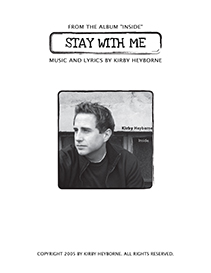 kirby heyborne - stay with me guitar tab and lyrics