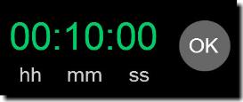 ppt flash timer set time & sound v 1.0.1