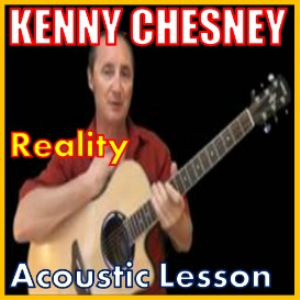 learn to play reality by kenny chesney