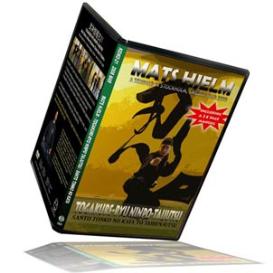 keiko#21 togakure-ryu santo tonko no kata with mats hjelm