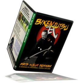keiko#23 bikenjutsu with mats hjelm