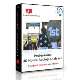 uk horse racing analyser and pro plus 3 year data feed