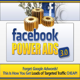 facebook power ads 3.0 (plr)