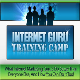 internet guru training camp (plr)