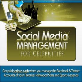social media management for celebrities plr