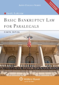 full test bank for basic bankruptcy law for paralegals 8th edition