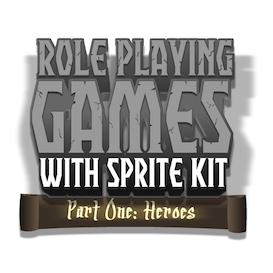 Role Playing Games with Sprite Kit: Heroes!