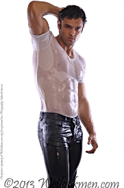 christian m. wet hunk