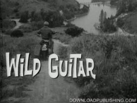 wild guitar - movie 1962 musical drama arch hall, jr. download .avi