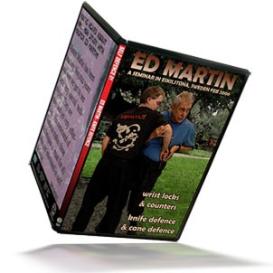 selfdefence#06 eskilstuna seminar with ed martin