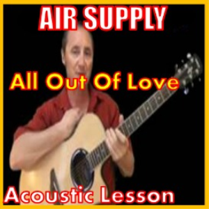 learn to play all out of love by air supply