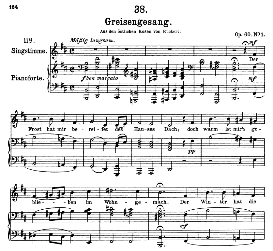 Greisengesang D.778, High Voice in B Minor, F. Schubert (Pet. | eBooks | Sheet Music