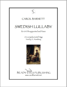 Swedish Lullaby (PDF) | Music | Classical