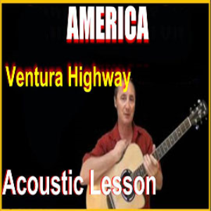 Learn to play Ventura Highway by America | Movies and Videos | Educational