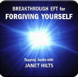 breakthrough eft for forgiving yourself