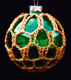 crochet christmas ornament cover b2-3