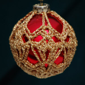 crochet christmas ornament cover b3-3