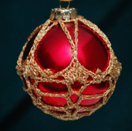 crochet christmas ornament cover b3-6