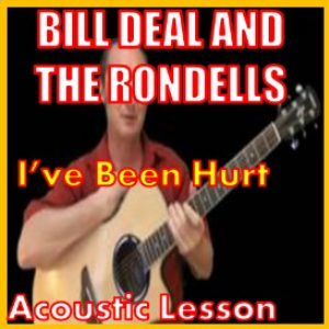 learn to play i've been hurt by bill deal and the rondells