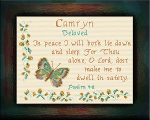 name blessings - camryn