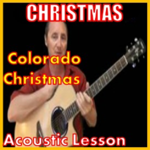 learn to play colorado christmas by the nitty gritty dirt band (kproducts)