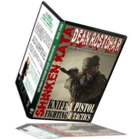 shinken#07 dean rostohar – knife & pistol, fighting & tactics