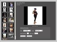 CS2 Gray Thumbnails Template | Other Files | Photography and Images