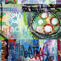 baliGRAFFITI collage sheet by Traci Bautista | Other Files | Arts and Crafts