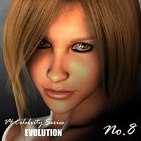 v4 celebrity series evolution no.8